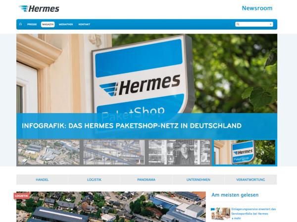 Hermes Newsroom