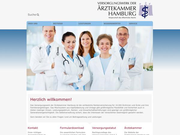 Versorgungswerk der Ärztekammer Hamburg